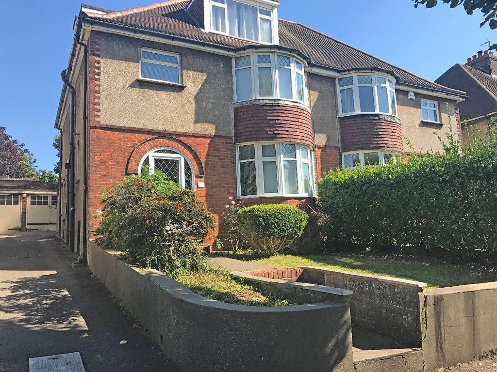 5 Bedrooms Semi Detached House for sale in Hangleton Road Hove East Sussex BN3