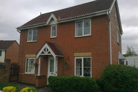 3 bedroom detached house to rent - Owen Close, Thorpe Astley, Leicester LE3