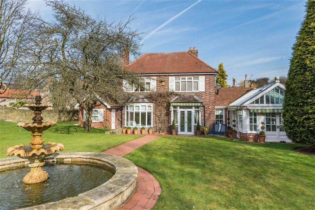 2 Bedrooms Detached House for sale in Ashover House, 13, High Street, Whitwell, Worksop, Nottinghamshire, S80