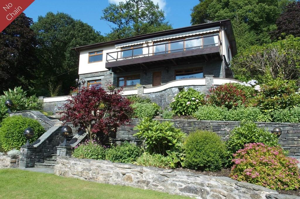 4 Bedrooms Detached House for sale in Briarswood, Fellside, Kendal Road, Bowness On Windermere, Cumbria, LA23 3FS