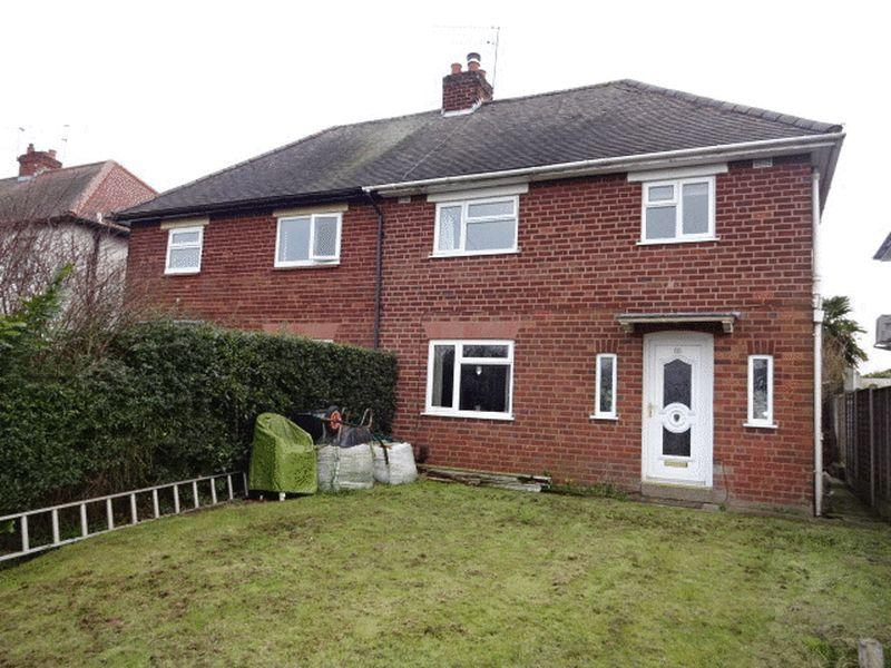 3 Bedrooms Semi Detached House for sale in Wolverhampton Road, Kidderminster DY10 2UU