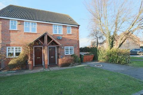 2 bedroom semi-detached house to rent - Exe Close, Didcot