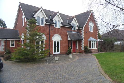 4 bedroom detached house to rent - Roundhill, Kirby Muxloe, Leicester LE9