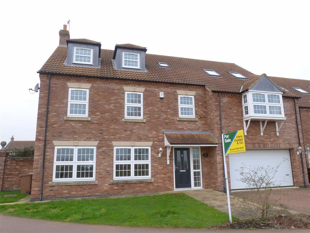 7 Bedrooms Detached House for sale in Towgarth Walk, Eastrington