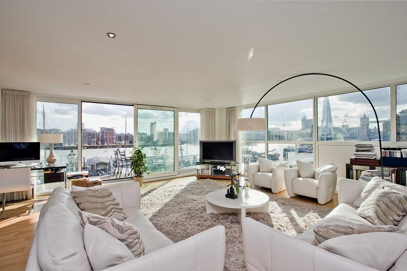 3 Bedrooms Apartment Flat for sale in Cinnabar Wharf West, 22 Wapping High Street, London, E1W