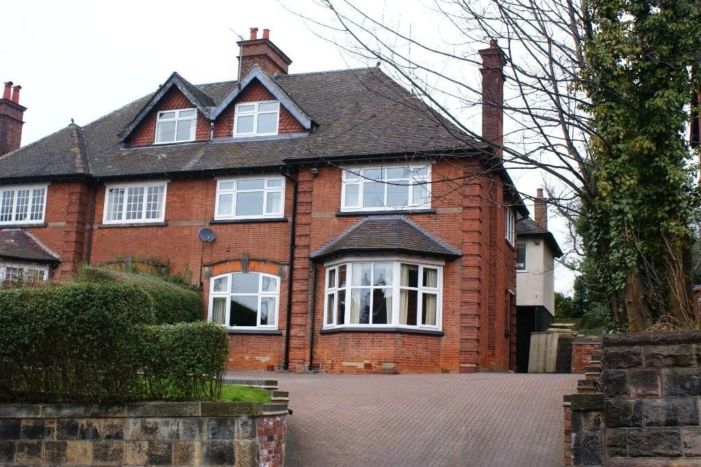 5 Bedrooms Semi Detached House for sale in Ashby Road, Burton upon Trent
