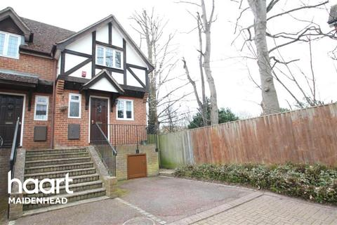 2 bedroom end of terrace house to rent - Boulters Lock - Maidenhead