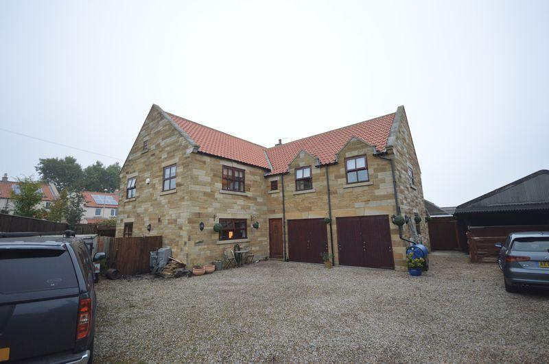 4 Bedrooms Detached House for sale in Glaisdale, Whitby
