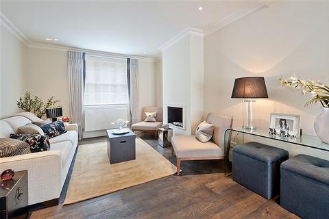 2 bedroom house to rent - Passmore Street, Belgravia, London, SW1W
