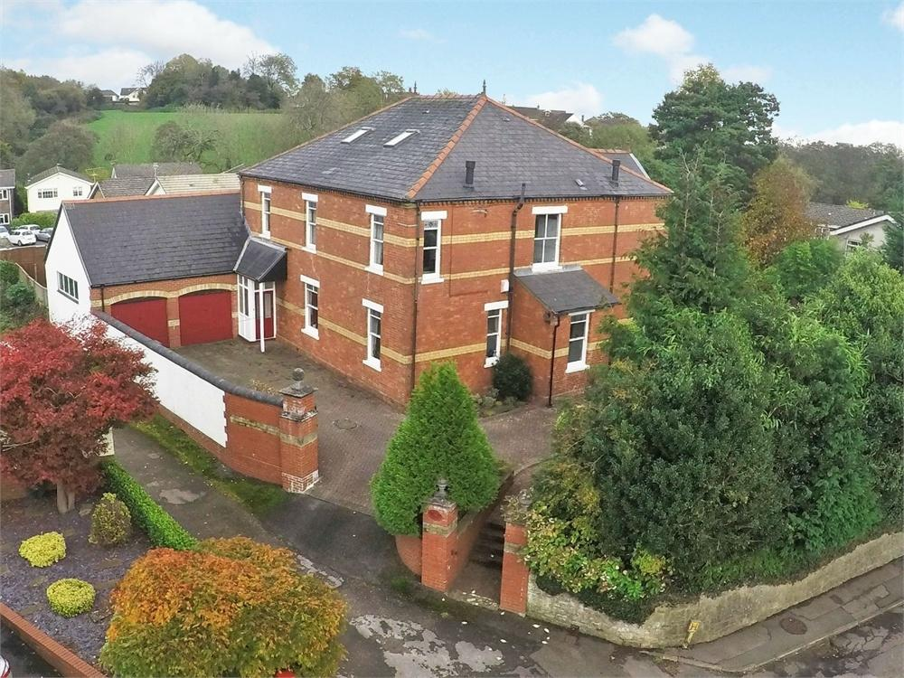 5 Bedrooms Detached House for sale in Rhiwbina Hill, Rhiwbina, Cardiff