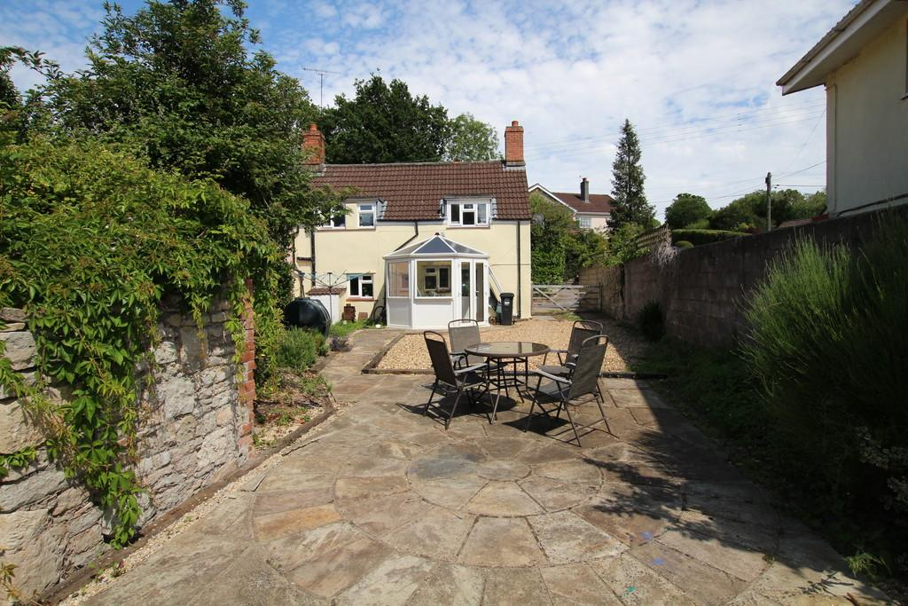 2 Bedrooms End Of Terrace House for sale in School Cottages, Butcombe