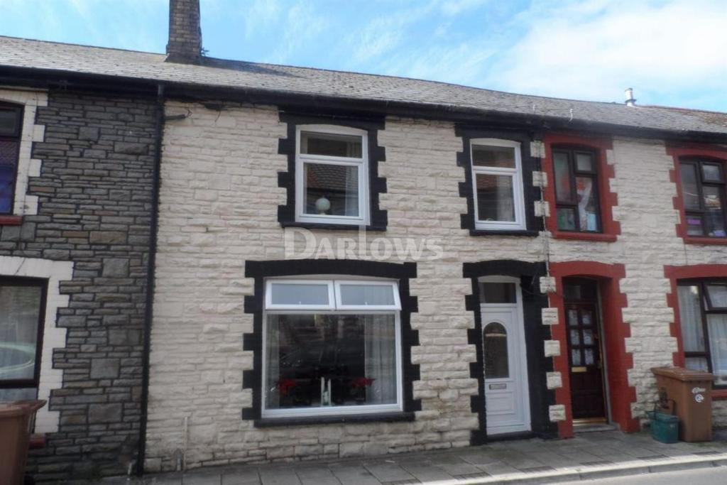 3 Bedrooms Terraced House for sale in Jubilee Road, New Tredegar, NP24