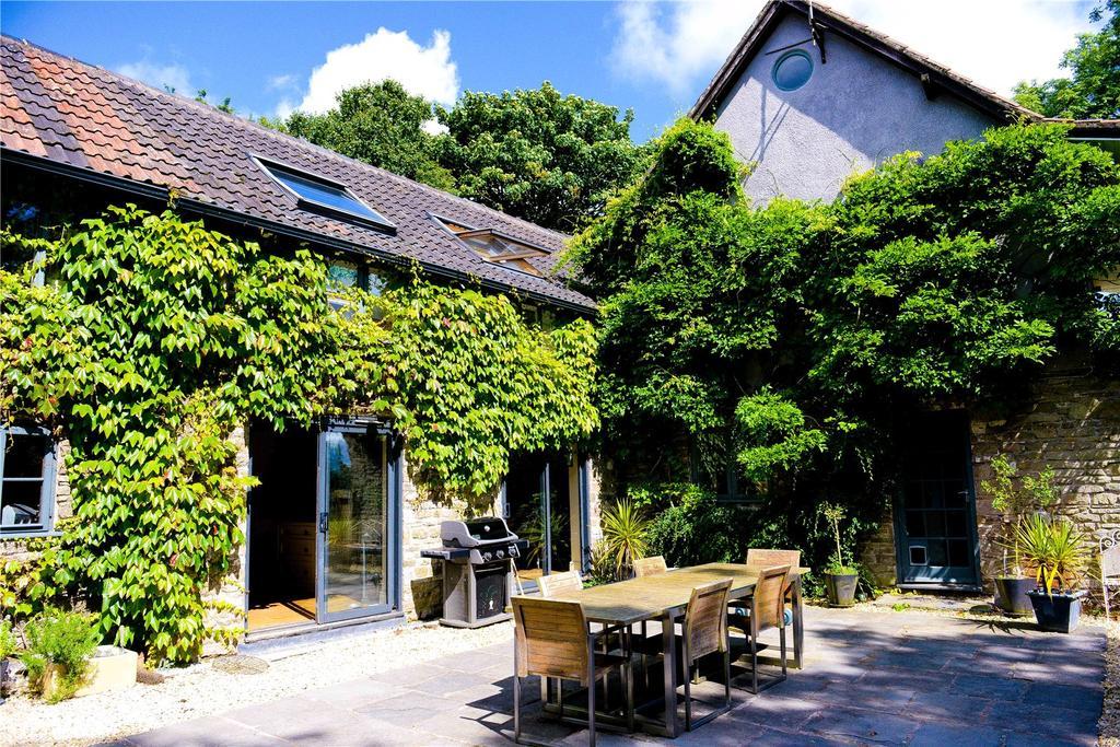 6 Bedrooms Detached House for sale in Funtle Lane, Cranmore, Somerset, BA4