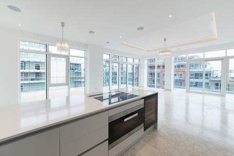3 bedroom apartment to rent - Jasmine House, Battersea Reach