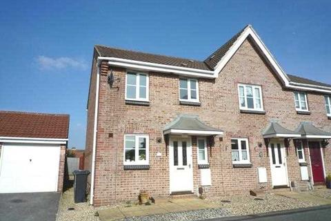 2 bedroom terraced house to rent - Saffron Way, Knighton Heath, Bournemouth