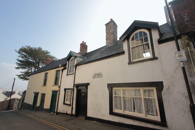 3 Bedrooms Cottage House for sale in Park Street, Denbigh
