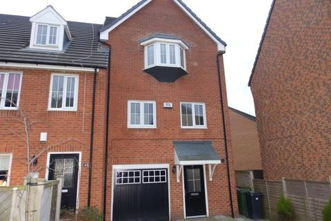 4 bedroom townhouse to rent - WAGGON ROAD, MIDDLETON, LEEDS, LS10 4GN