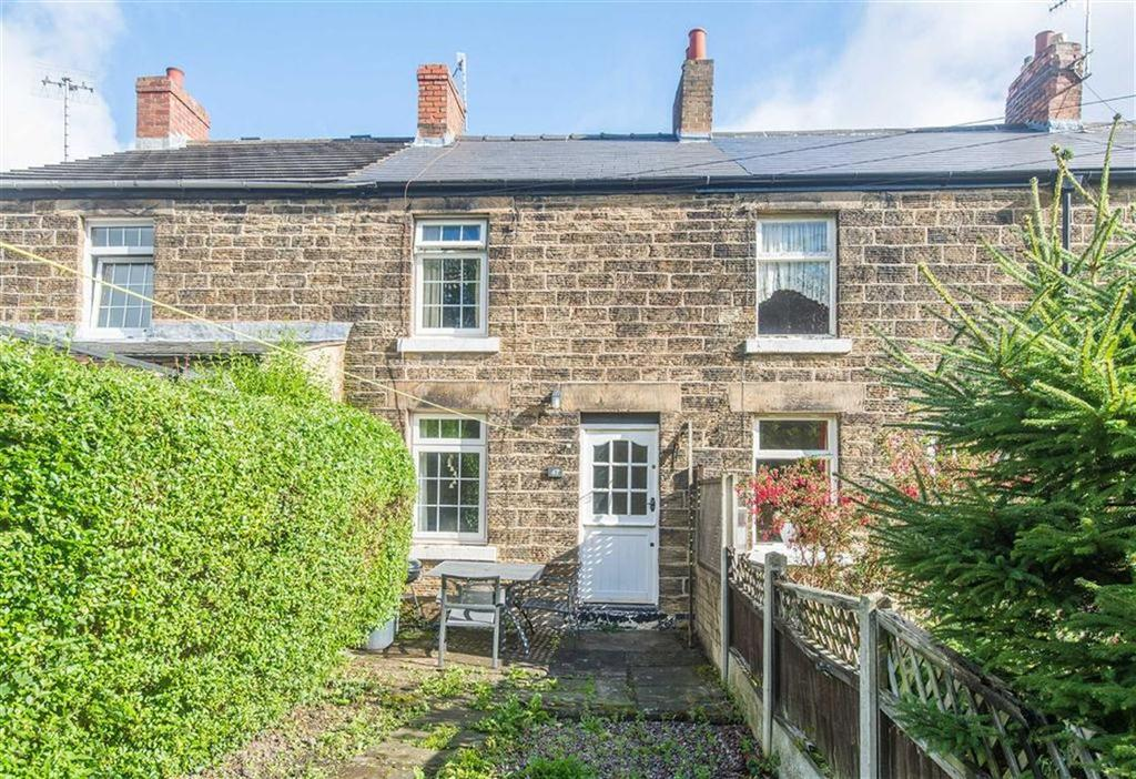 1 Bedroom Terraced House for sale in 47, Church Street North, Old Whittington, Chesterfield, Derbyshire, S41