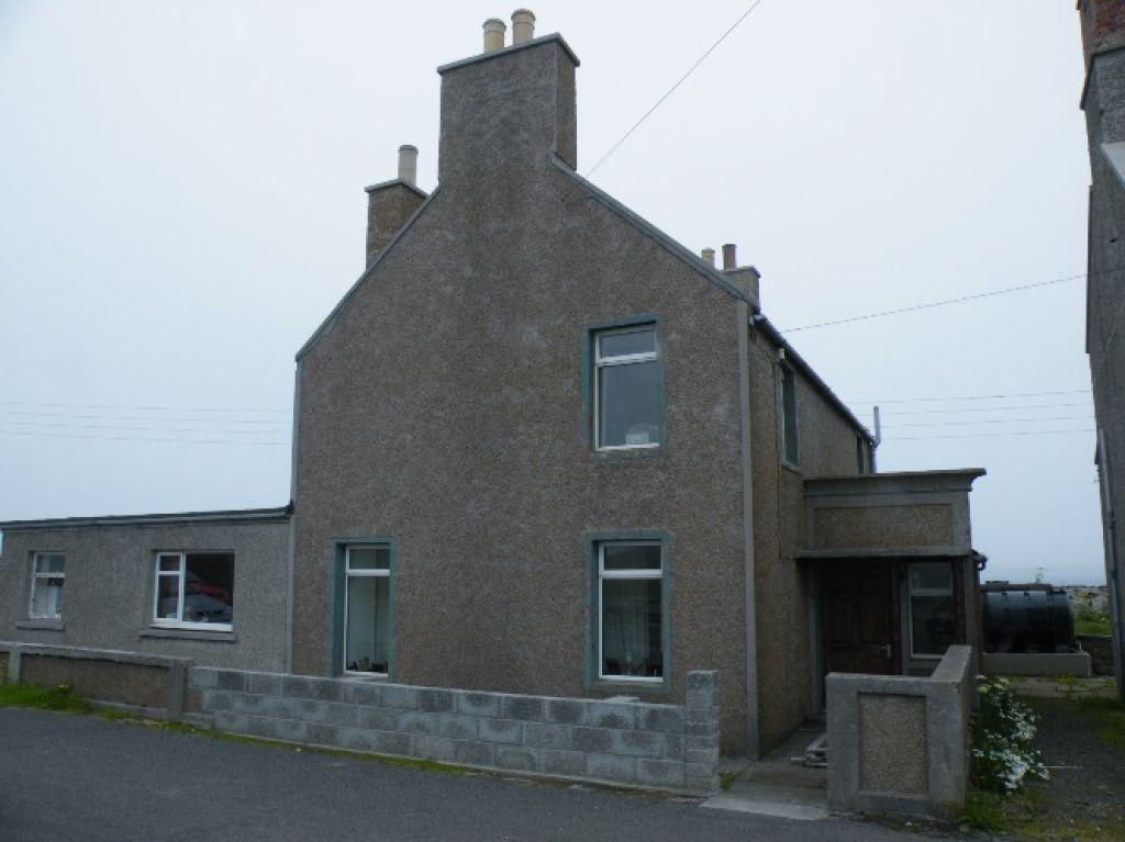 4 Bedrooms Parking Garage / Parking for sale in Kettletoft Garage House, Sanday