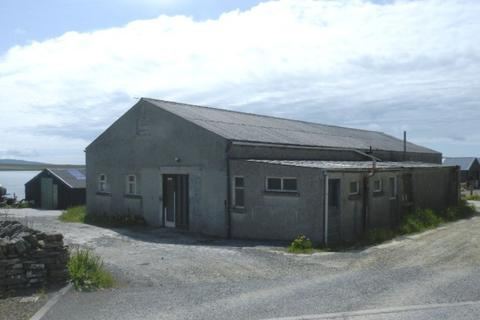 Property for sale - Fish Factory, Trumland Pier, Rousay