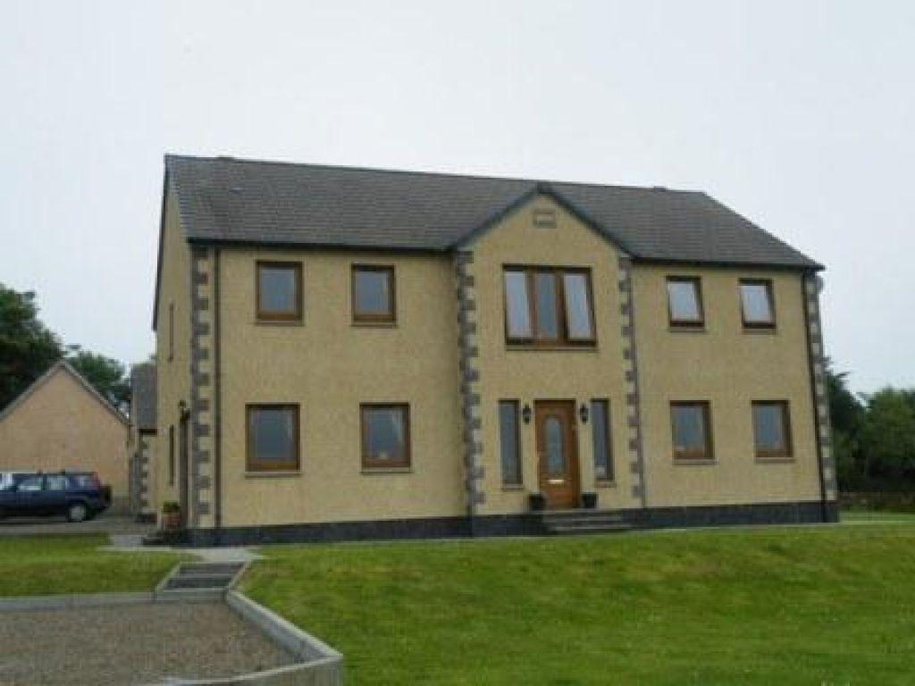 4 Bedrooms Detached House for sale in Cawdor House, Harpsdale. Caithness