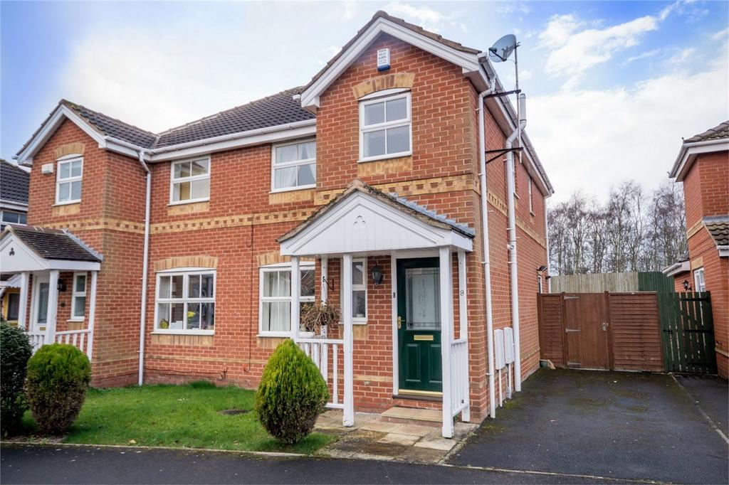 3 Bedrooms Semi Detached House for sale in Goodwood Grove, Tadcaster Road, York