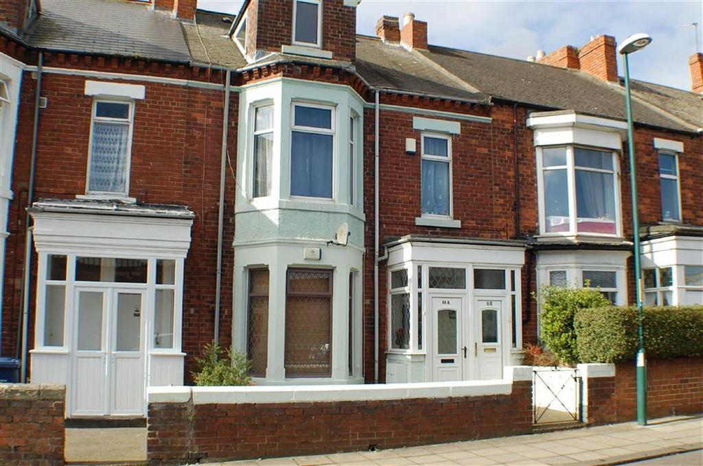 2 Bedrooms Flat for sale in Hartington Terrace, South Shields