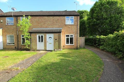 2 bedroom end of terrace house for sale - Peggotty Close, Chelmsford, Essex, CM1