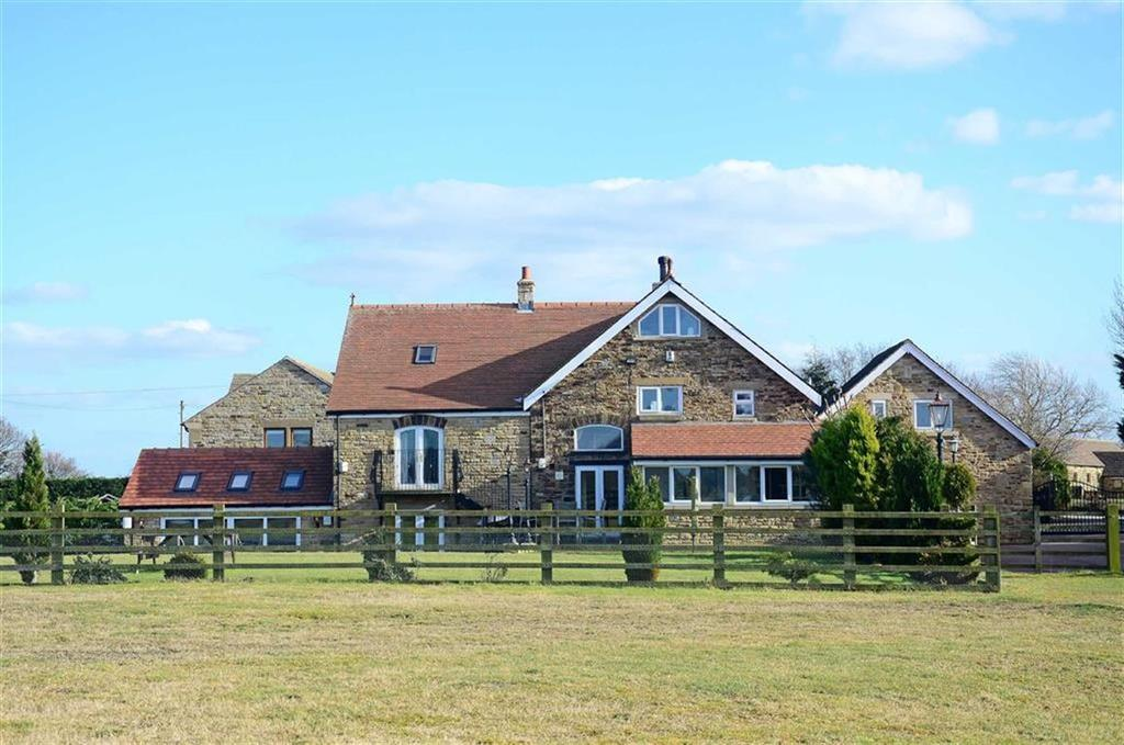 6 Bedrooms Detached House for sale in The Old Engine House, Hermit Hill, Wortley, Sheffield, S35