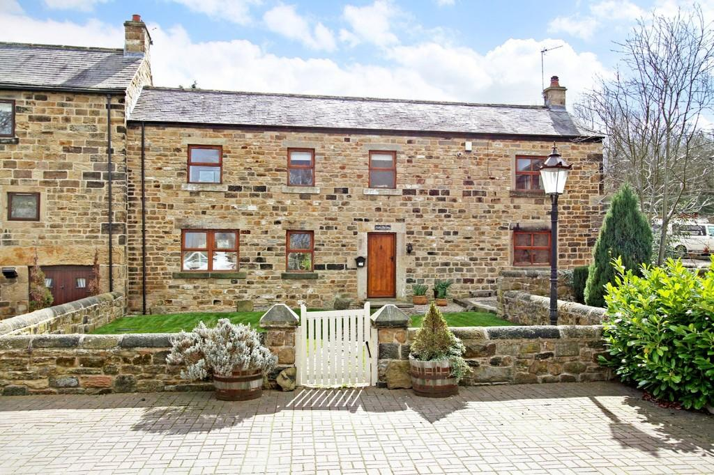 3 Bedrooms Barn Conversion Character Property for sale in Barnsley Road, Wombwell S73