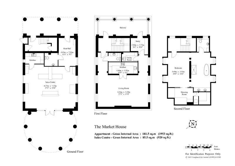 Floorplan: Existing Floor Plan