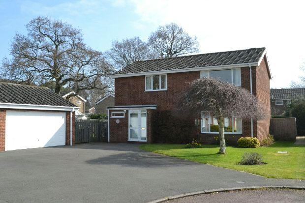 4 Bedrooms Detached House for sale in Heathfield Court, GRIMSBY