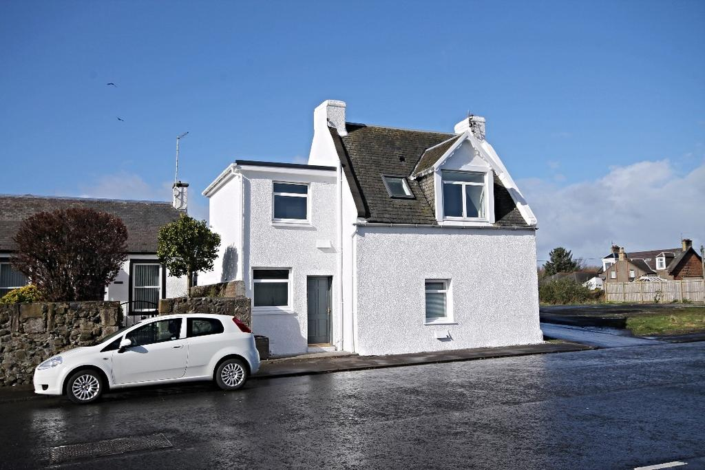 2 Bedrooms Detached House for sale in Main Street, Monkton, Ayrshire, KA9 2RN