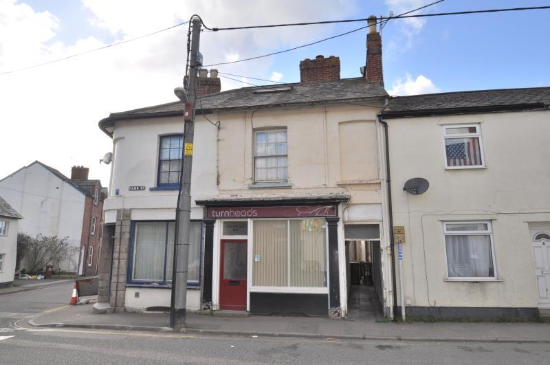 2 Bedrooms Apartment Flat for sale in Park Street, Tiverton, Devon, EX16