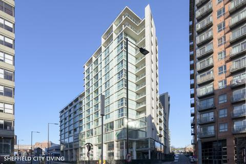 1 bedroom apartment to rent - City Point, 1 Solly Street, Sheffield, S1 4BP