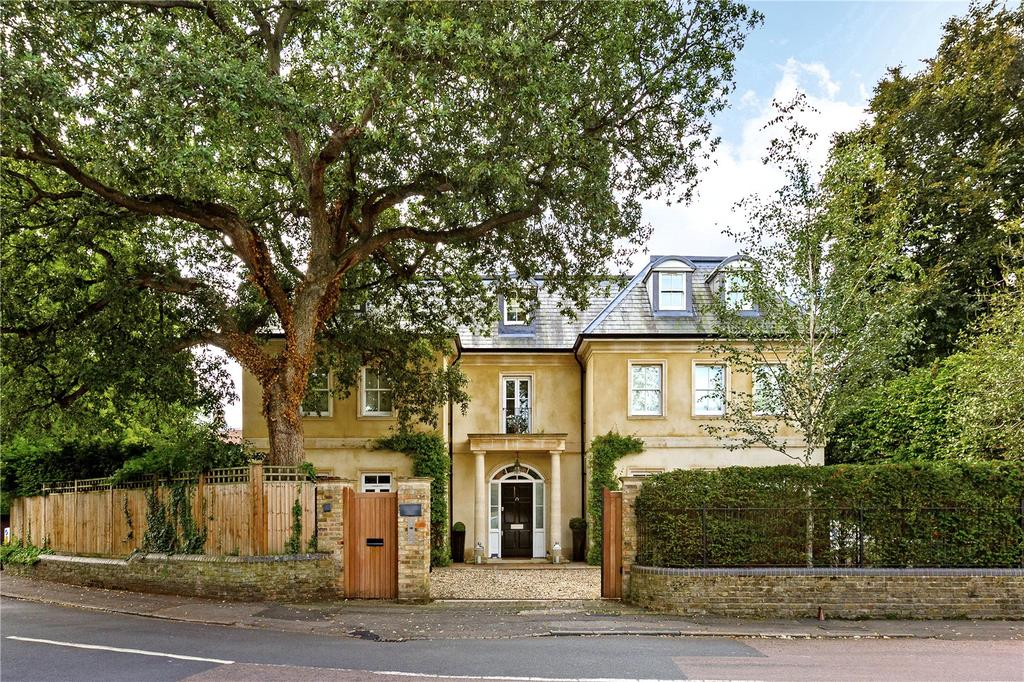 8 Bedrooms Detached House for sale in Christchurch Road, East Sheen, London, SW14