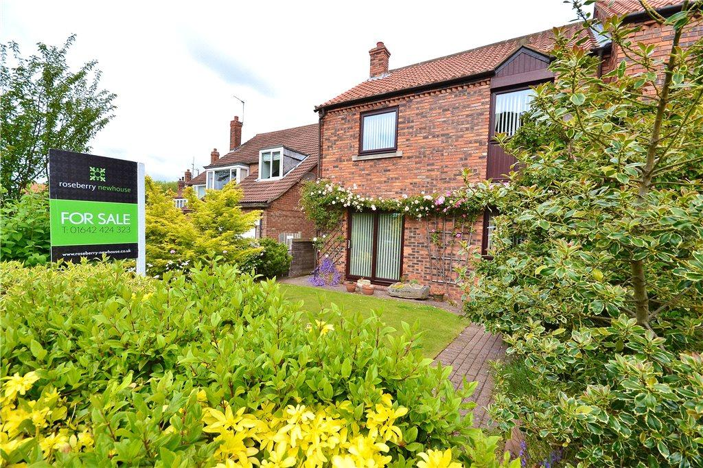4 Bedrooms End Of Terrace House for sale in Thompsons Close, Wolviston, Billingham