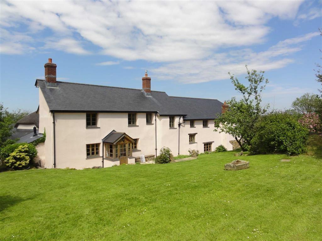 4 Bedrooms Detached House for sale in Inwardleigh, Inwardleigh, Okehampton, Devon, EX20