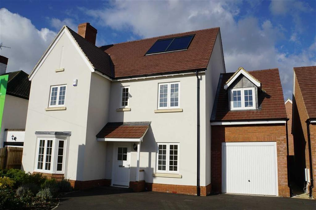 5 Bedrooms Detached House for sale in Monsell Drive, Aylestone, Leicester