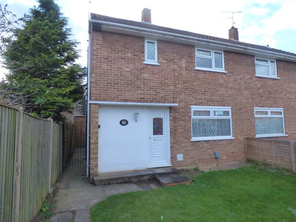 3 Bedrooms Semi Detached House for rent in Aydon Road, Luton, Bedfordshire, LU3 2HB