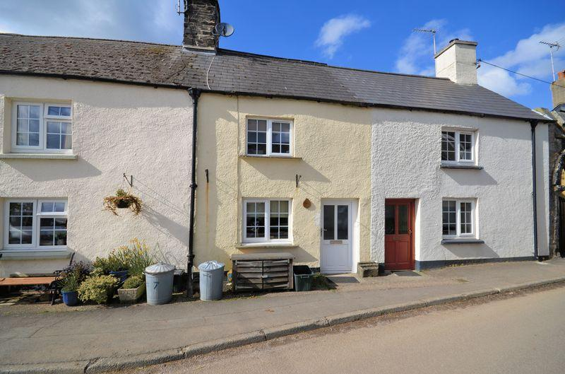 2 Bedrooms Cottage House for sale in Fore Street, Bridestowe