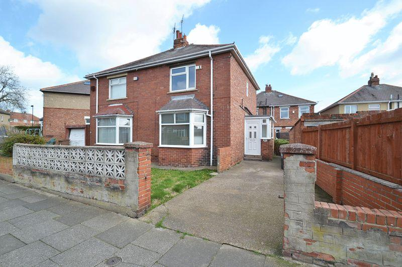 3 Bedrooms Semi Detached House for sale in Balkwell Avenue, North Shields