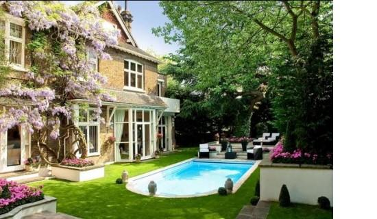 8 Bedrooms Detached House for rent in Frognal