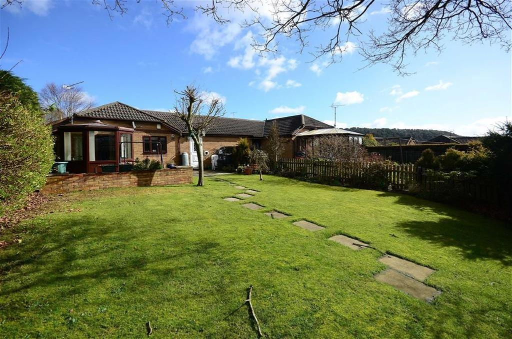 2 Bedrooms Bungalow for sale in 30, Highfield Drive, Matlock, Derbyshire, DE4
