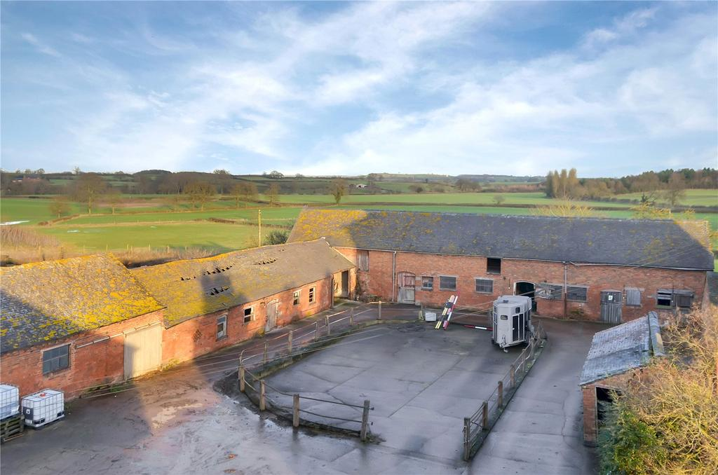 1 Bedroom Barn Conversion Character Property for sale in Eccleshall, Stafford, Staffordshire