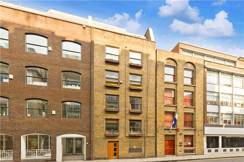 2 Bedrooms Flat for sale in Eagle Street, Bloomsbury, Covent Garden