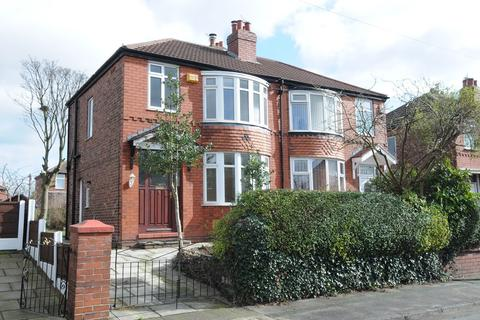 3 bedroom semi-detached house to rent - Bower Avenue, Heaton Norris
