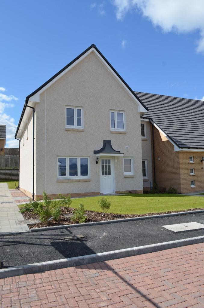 2 Bedrooms End Of Terrace House for rent in Erskine Street, Stirling, Stirling, FK7 0QN