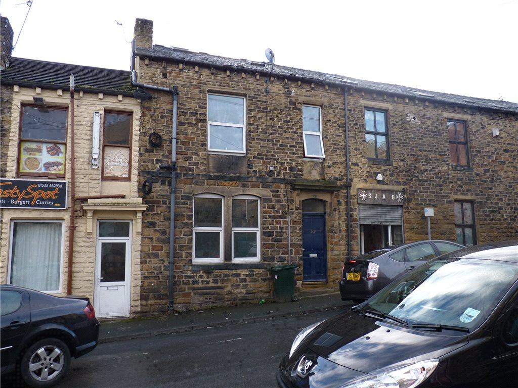 Studio Flat for sale in Flats 1, 2 3, 23 Russell Street, Keighley, West Yorkshire