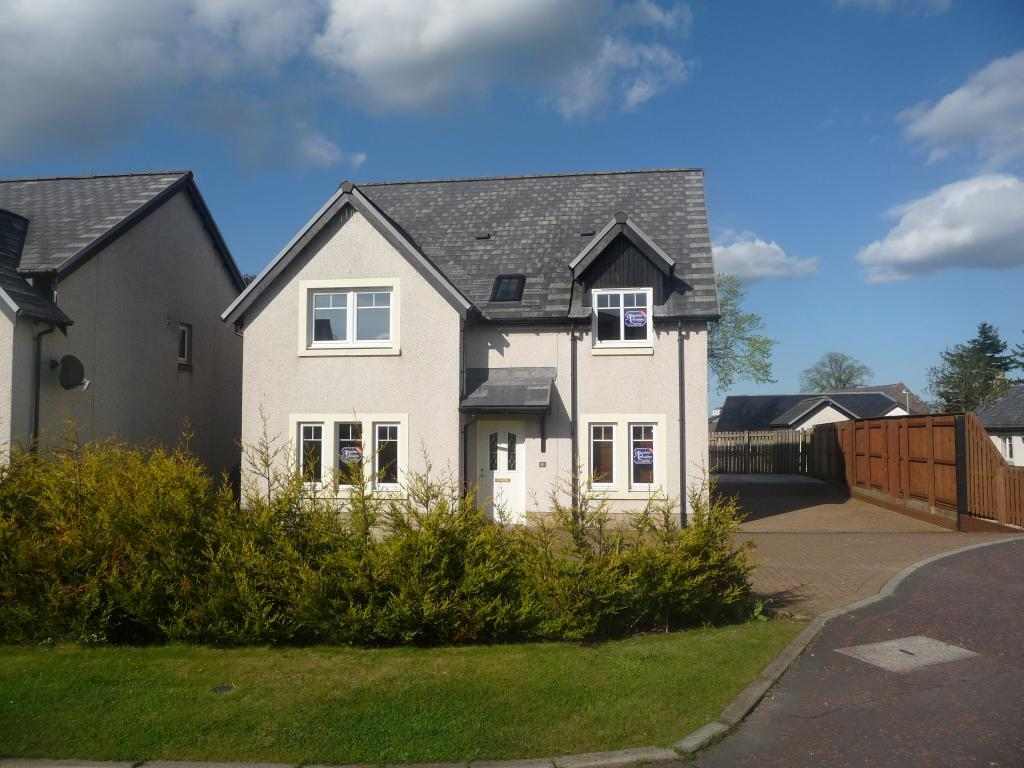 4 Bedrooms Detached House for rent in 11 Waukmill Drive, Blackford, Perthshire, PH4